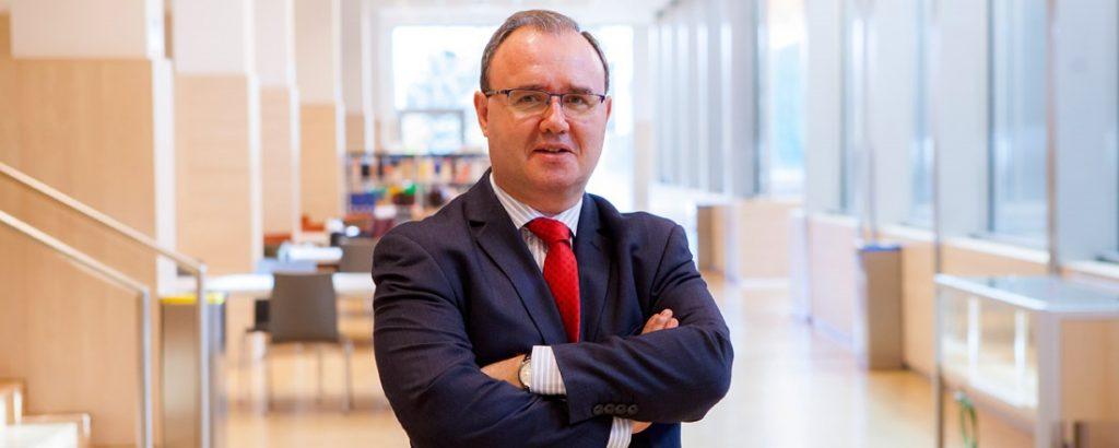 Enrique Sanz, nuevo rector de Comillas
