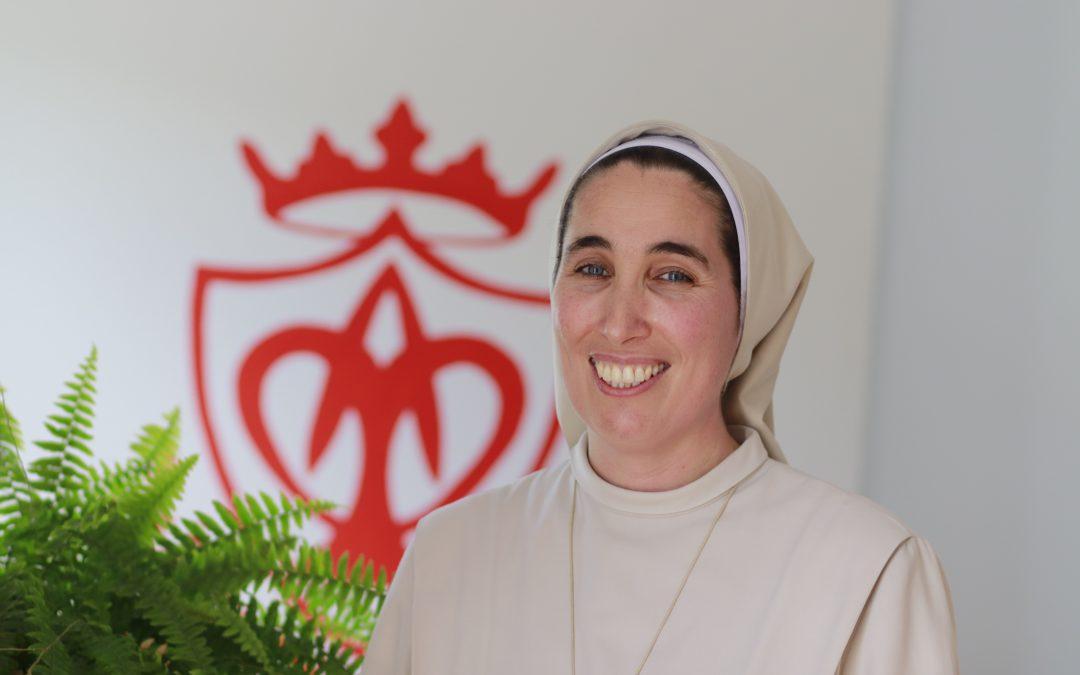 Elisa Anglés, nueva superiora general de Pureza de María