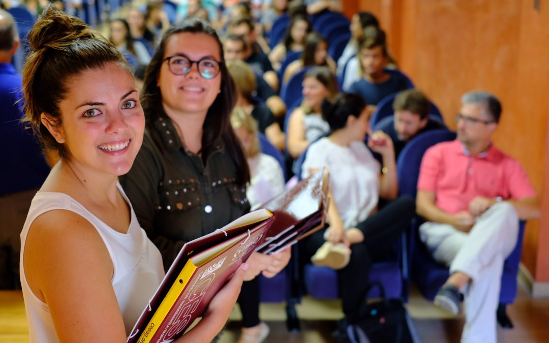 Bienvenida a los nuevos alumnos 2021